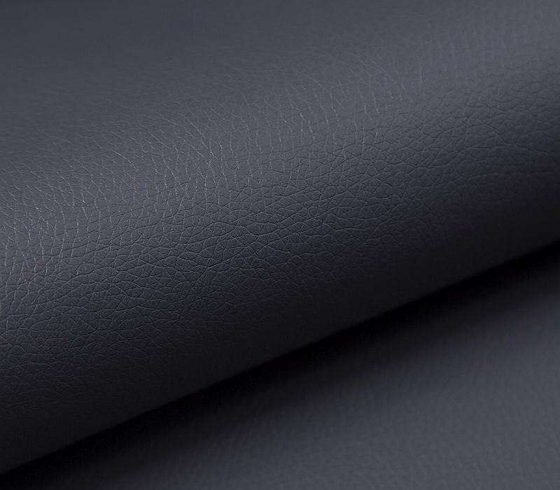 Boxspring TORY met schuiven grijs lederlook